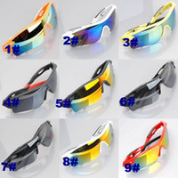brand aaa - DHL Free Brand Designer Sunglasses Cycling Glasses Bicycle Riding Sunglasses Durable UV400 Protection Outdoor Sunglass AAA