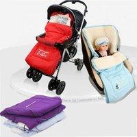baby sleeping bag - Newborn Envelope winter multifunctional baby sleeping bag for stroller kids pram sleeping bag toddler Sleepsacks for car seat