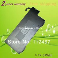 Wholesale Lowest price Special Price New WH Laptop Battery For Apple MacBook Air inch series Replace A1245 A1237 MB003LL A A1034