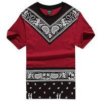 rocking skateboard - 2016 Fashion Tyga Last Kings Mens Rock UNKUT T Shirt Men Cotton Casual Brand Bandana T Shirts Man Hip Hop Skateboard Tee Shirt