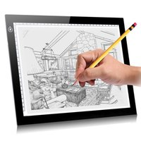 Wholesale HUION L4S A4 Graphic Drawing Tablets LED Drawing Tablet LED Light Pad Track board Painting Plates Tablet