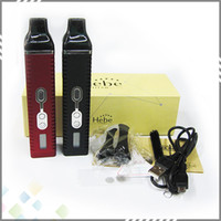 Cheap Titan 2 kit Dry herbal Vaporizer Electronic cigarette Burn Dry herbs Vaporizer pen with 2200mAh Battery LCD Display Titan II Free Shipping