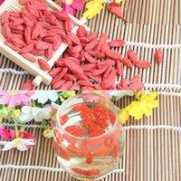 goji - 250g Natural pure goji ning xia goji berry Chinese wolfberry goji berries herbal Tea green food for health