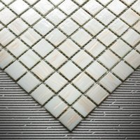 Wholesale Jasmine crystal glass mosaic wall stickers waist kitchen bathroom bathroom living room entrance backdrop