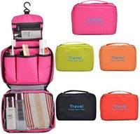 Wholesale Waterproof Make Up Organizer Bag Women Cosmetic Bag Travel Bag