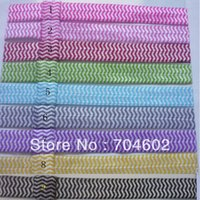 artificial elastics - 100pcs Color inch Elastic Baby Headband Fashion Kids Headwear Strotch Hairband Children s Hair elastics Hair band hd04