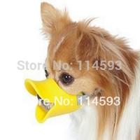 Wholesale pet duck mouth set wildanmial trap dog training equipment duckbilled dog muzzle anti bite mask Pet products