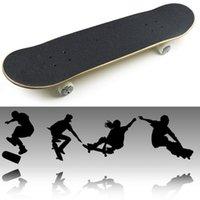 Wholesale Adult Outdoor Extreme Sport Equipment DIY Maple Wood Finger Skateboard ABEC Stents Bearing Wheel Skate Board Set