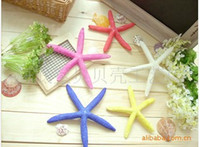 Wholesale natural Starfish shells hot new home decoration Marine style wedding finger starfish cm