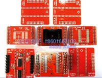 Wholesale Adapters MiniPro TL866 Universal Programmer TSOP32 TSOP40 TSOP48 SOP44 SOP56 Adapters for TL866CS Sockets TL866A programmer order lt no trac