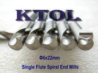 acrylic cnc machine - 10pcs mm Flute Mill Cutter Tungsten Carbide Tools for CNC Milling Machine Woodworking Cutting Bit Clean Cut Acrylic MDF