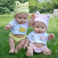Cheap baby doll Best 30cm baby doll&girl doll&kid doll