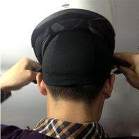 beanie half helmets - Cycling Breathable Helmet Inner Cap Coolmax Semi circle Helmet Beanie Caps for Motorcycle Motocross Racing