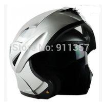better abs - New Arrivals Best Sales Safe Flip Up Motorcycle Helmet With Inner Sun Visor double lens helmet better than JIEKAI