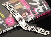 Wholesale High Quality Man s L Stainless Steel Biker Bracelet fashion man bracelet