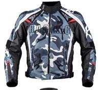 armor shoulders - DUHAN Waterproof Motorcycle Riding Clothes Shoulder Armor Aluminum Motorcycle Jacket Drop Resistance Clothing Male Bicycle Jacket