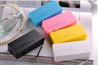 Cheap Mobile power supply Best Portable charging treasure