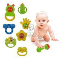 baby bottle bank - Playwright baby rattles Set mounted bottle packaging can be used as piggy bank with ZL43555