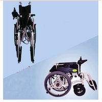 Wholesale batteries electric wheelchairs folding electric wheelchair