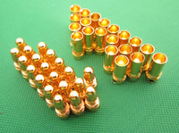 Wholesale 20 Pairs mm banana plug Male Female RC Lipo Battery Connector Gold Bullet