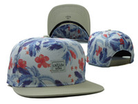 beautiful son - Brand new Cayler amp Sons floral Snapback Hats paris leaf Men Hip Hop Baseball Caps women s Sun Cap beautiful feather