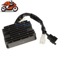 Wholesale Motorcycle v Voltage Regulator Rectifiers for Suzuki DL1000 V Strom Replacement Part G00 order lt no track