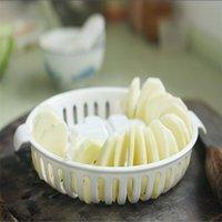 Wholesale Hot New Microwave Homemade Baked Potato Chip Maker Roaster Snack Maker Baking Tray