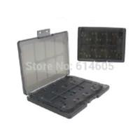 Wholesale 18 in Game Memory Card Holder Case Storage Box for Sony PS Vita PSV box x