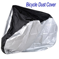 bicycle and accessories - 190 cm Bike Bicycle Dust Cover Cycling Rain And Dust Protector Cover Waterproof Protection Garage Bicycle Accessories DHL Y1698
