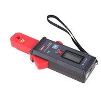 Wholesale Sensitivity DC AC Clamp Leaker Leakage Current Tester UNI T UT258A Amperimetro Amperemeter Ammeter Ampere Analog Meter