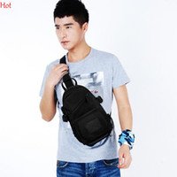 Wholesale New Sling Chest Bags Unisex Multifunction Oxford Backpacks Outdoor One Shoulder Cycling Bags Camouflage Waterproof Crossbody Bag SV028955