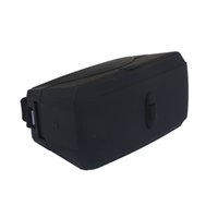 Wholesale 3D VR Glasses D Virtual Reality Glasses for Any Phones under inches Plastic Google Cardboard Black Color