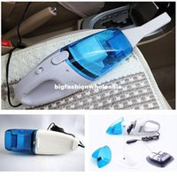 Wholesale New V Mini Portable Car Vehicle Auto Rechargeable Wet Dry Handheld Vacuum Cleaner A3003010