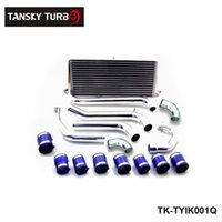Wholesale High Quality Aluminum Intercooler Kit FOR TOYOTA EP91 EP82 core size TK TYIK001Q Have In Stock