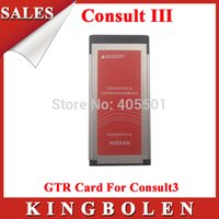 Wholesale 2015 New Arrival High Quality GTR Card For Consult III Consult DHL