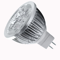 ac dc v - GU5 W Led Bulb LM Warm White Cool White Natural White MR16 Dimmable Spot Lights DC AC V