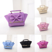 Fashion Cute Bow Belt Shoulder Bag New fashion women shoulder