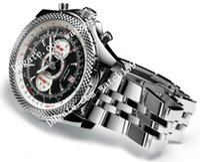 Sport best chronograph watch for men - Best sport watches for men luxury quartz watch stainless steel chronograph wristwatch BL07