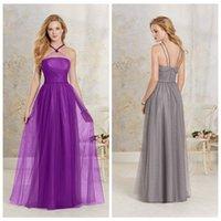 Compare Elegant Bridesmaid Dresse Prices - Buy Cheapest Lace Crew ...