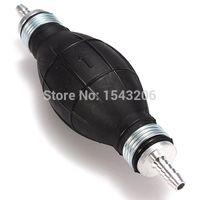 Wholesale 8mm Black Rubber Fuel Primer Gasoline Pump Petrol Diesel mm x mm New order lt no track
