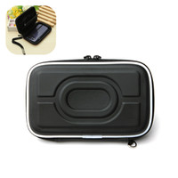 Wholesale Hot Shockproof Waterproof Shockproof HDD Case Bag Cover Protector Black For Inch Hard Disk Drive External Pouch Enclosure