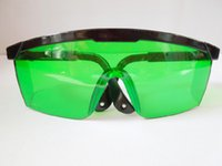 Wholesale New Laser Glasses Safety Goggles for Red Laser Blue Violet Laser Pointers nm nm nm nm IR lasers A3A5