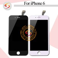 Wholesale For iPhone LCD with touch screen digitizer screen replacement assembly display inch via DHL