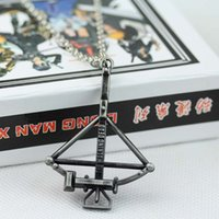 amc silver - AMC TV quot The WALKING DEAD DOG TAG CROSSBOW METAL Necklace Link Chain Pendant Necklace