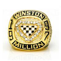 1997 anillos de campeonato de carreras de NASCAR, anillos personalizados tamaño de los EEUU 11 de la alta calidad de la aleación del diamante 10