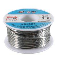 Wholesale Excellent quality mm Tin Lead Tin Wire Solder Flux Soldering Welding Solder Spool Reel