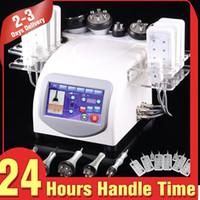 Wholesale 2015 nm Diode Lipo Laser K Cavitation Vacuum RF Salon Cellulite Removal Body Slimming Spa Beauty Machine