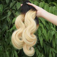 Cheap Brazilian Virgin Hair Body Wave Best Ombre Brazilian Hair