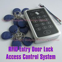 Wholesale RFID Entry Door Lock Access Control System Perfect for Homes office and Factory