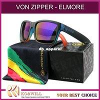 Wholesale hot fashion not polarized vz Men driving sunglasses brand von zipper sunglass glass chile arrows super